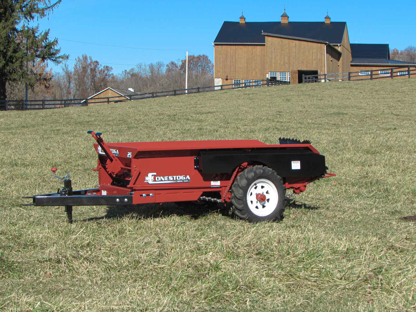 conestoga manure spreader cm 25 ground drive manure spreader specifications drawing
