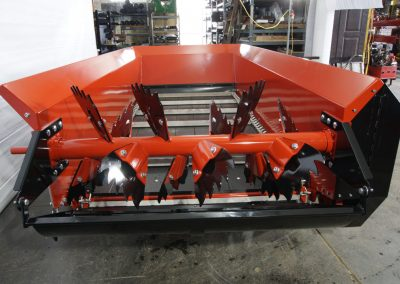 Conestoga manure spreader rooster comb paddle blades.