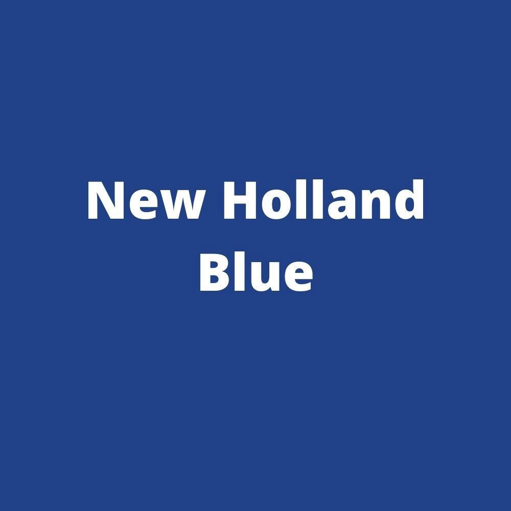atv manure spreader color blue