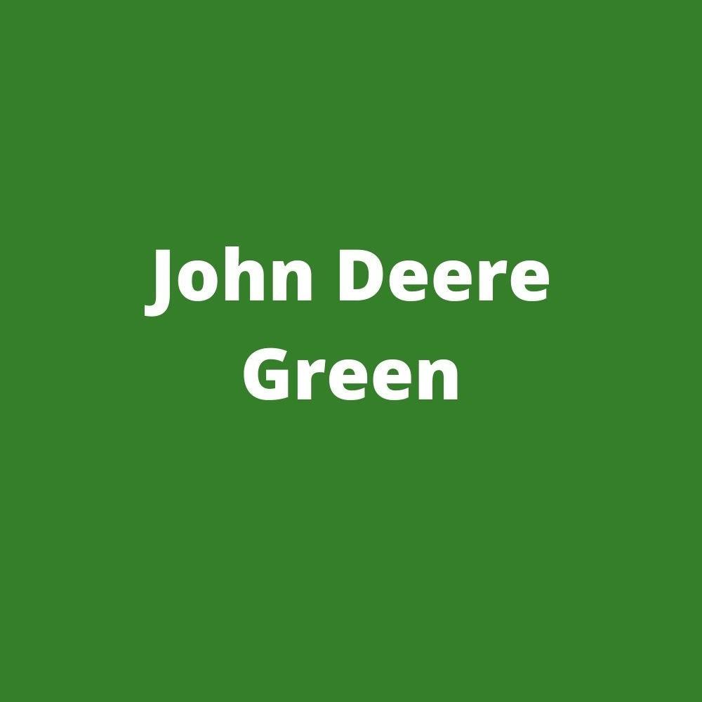 compact manure spreader color green