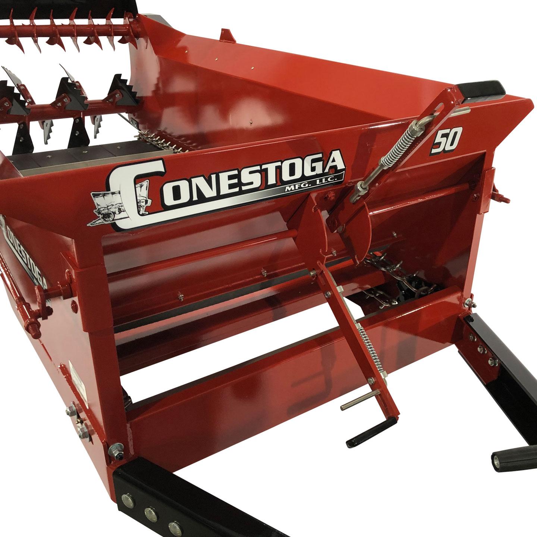 compact manure spreader conestoga manure spreaders